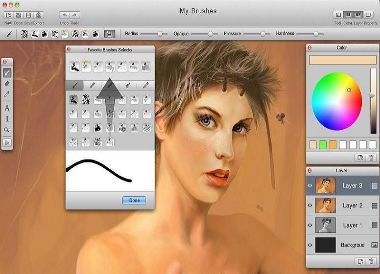 776x560 Mybrushes 2.1.5 Free Download For Mac Macupdate
