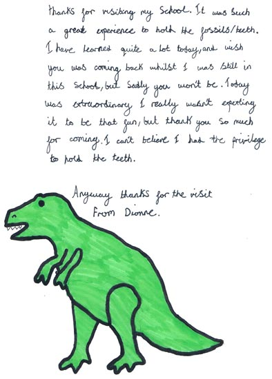 394x550 Dinosaur Drawing And Letter