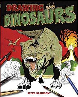 260x322 Drawing Dinosaurs Amazon.co.uk Steve Beaumont 9781848376052 Books