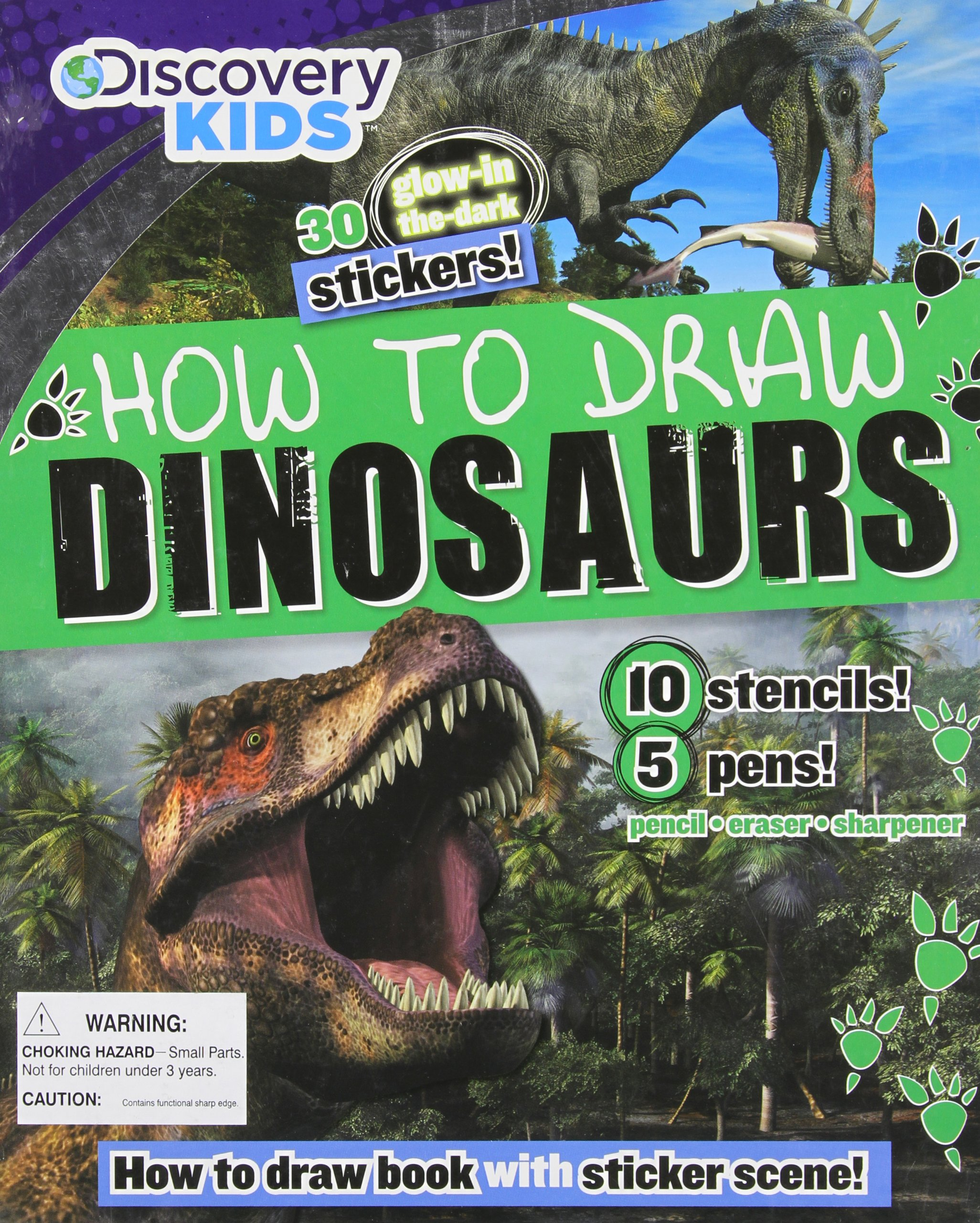2052x2560 How To Draw Dinosaurs (Discovery Kids) Parragon Books