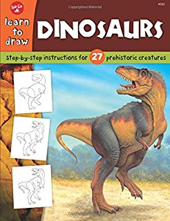 246x320 How To Draw Incredible Dinosaurs (Smithsonian Drawing Books