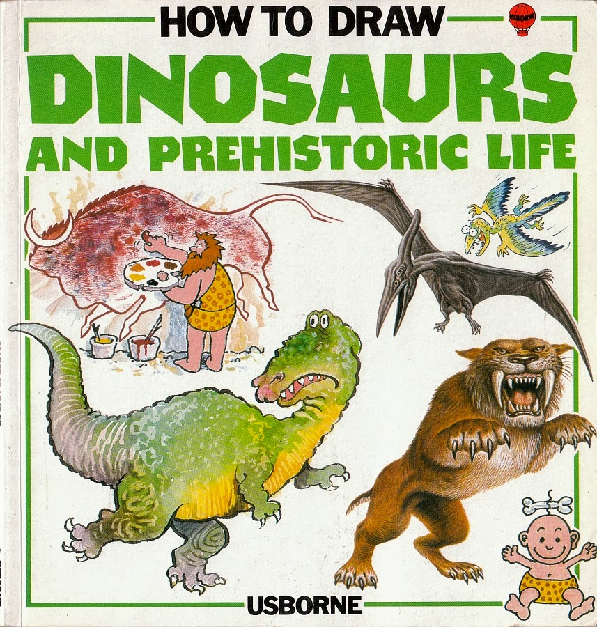857x900 Love In The Time Of Chasmosaurs Vintage Dinosaur Art Guide How