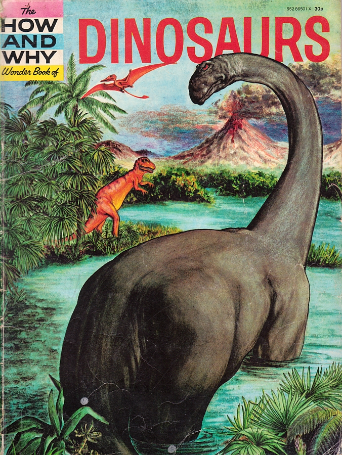 676x900 Love In The Time Of Chasmosaurs Vintage Dinosaur Art The How