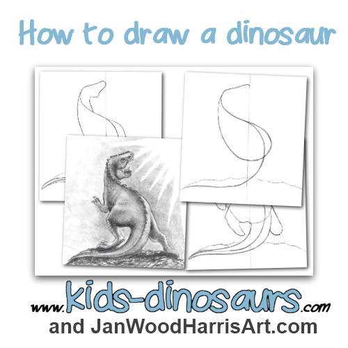 500x500 Xhow To Draw A Dinosaur.jpg.