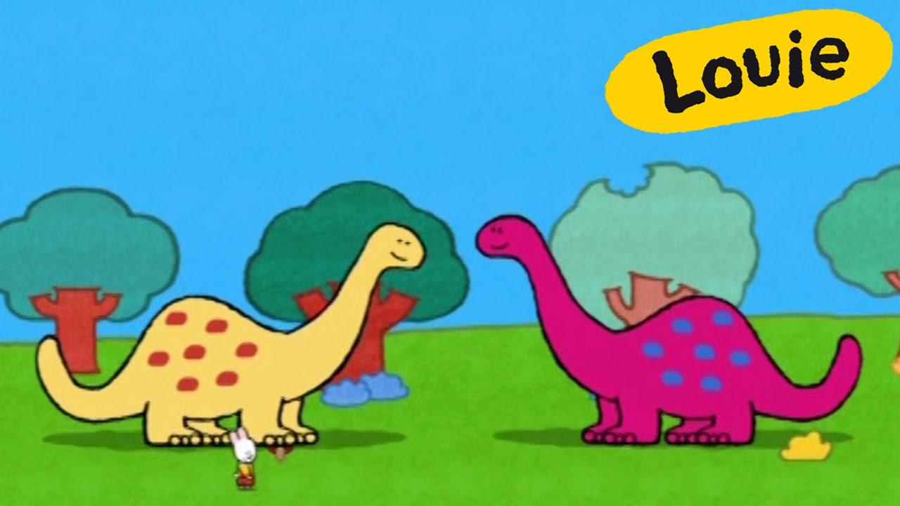 1280x720 Dinosaur Drawing For Kids Dinosaur