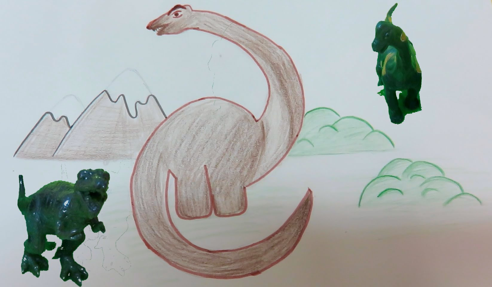 Dinosaurs Drawing Step Step at GetDrawings.com | Free for personal ...