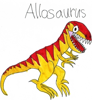 300x325 Kids Dig Dinos Launches, A Dinosaur Resource By Kids For Kids