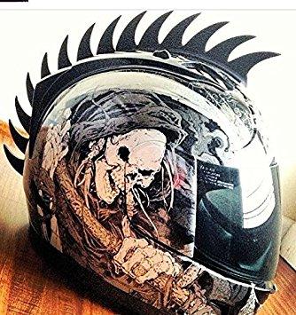 334x355 Dirtbike Motorcross Mohawks Helmets Warhawk Mohawk Saw