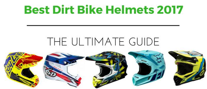 700x300 Dirt Bike Helmets 2017