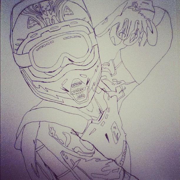 612x612 Drawing