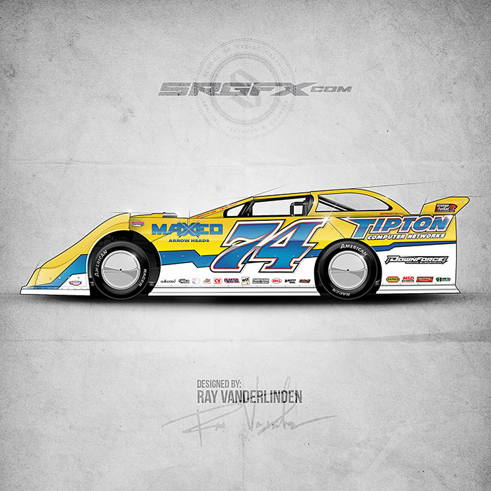 700x700 Vector Number Pack 12 Racing Numbers