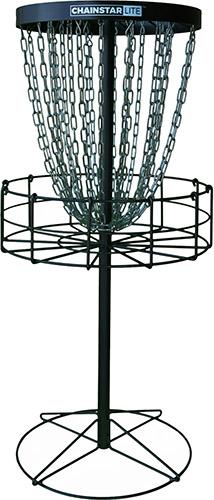 214x500 Chainstar Lite Disc Golf Basket