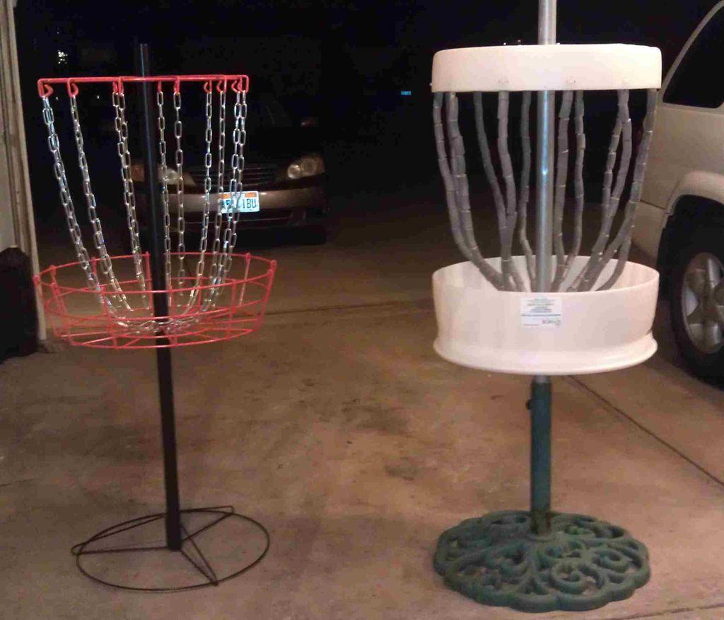 1024x878 Disc Golf Basket Homemade Ideas House Design Fun Disc Golf