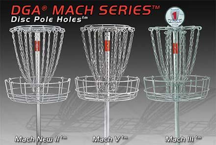 440x296 Disc Golf Baskets Dga, The Standard, Best Performing Amp Highest