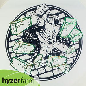 300x300 Dynamic Lucid Defender 3d Hulk Smash Pick Your Stamp Disc Golf