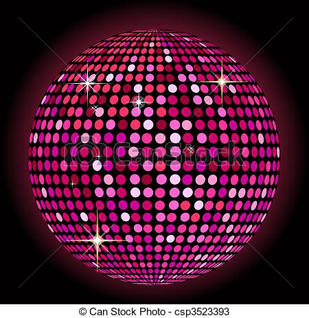 450x463 Disco Ball Drawings