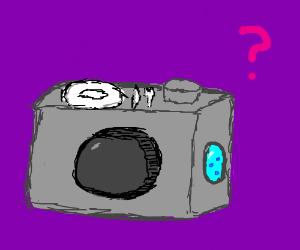 300x250 Washing Machine Camera Maybe Dishwasher