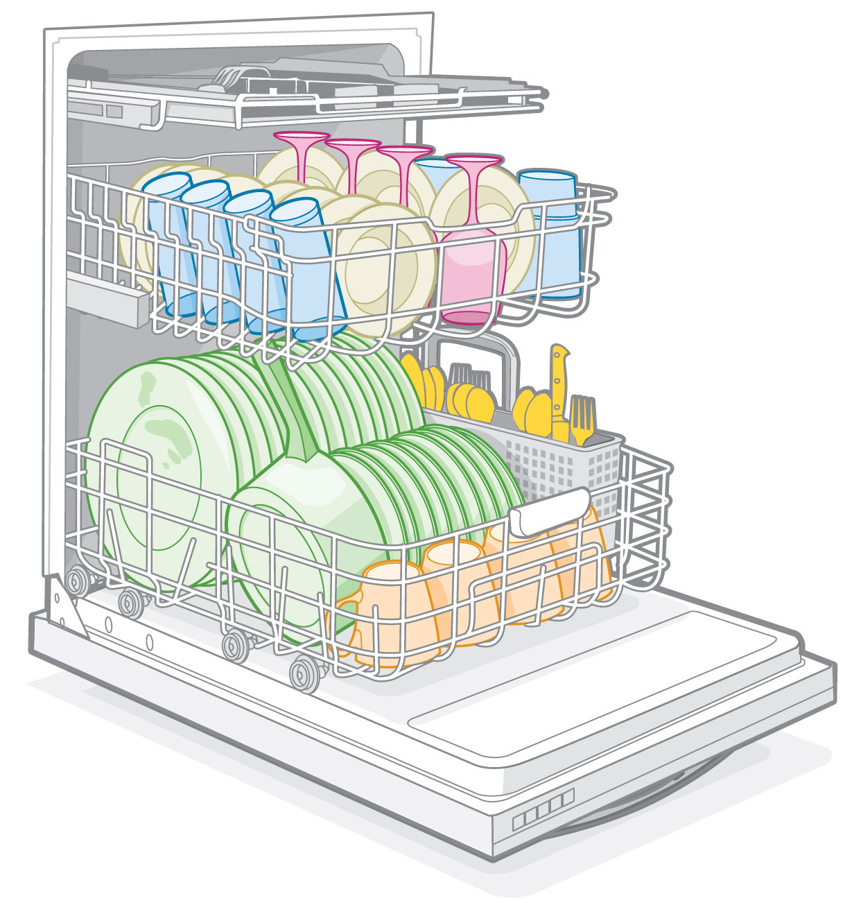 1242x1302 What Sub Zero Learned About Our Dirt When It Built A Dishwasher