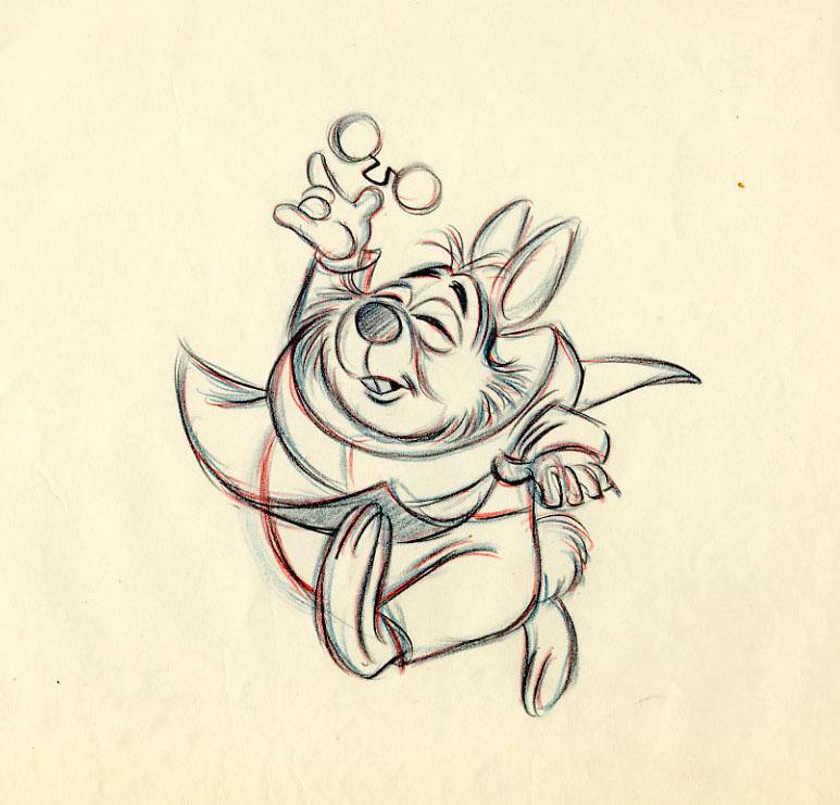 773x741 Disney Alice In Wonderland Animation
