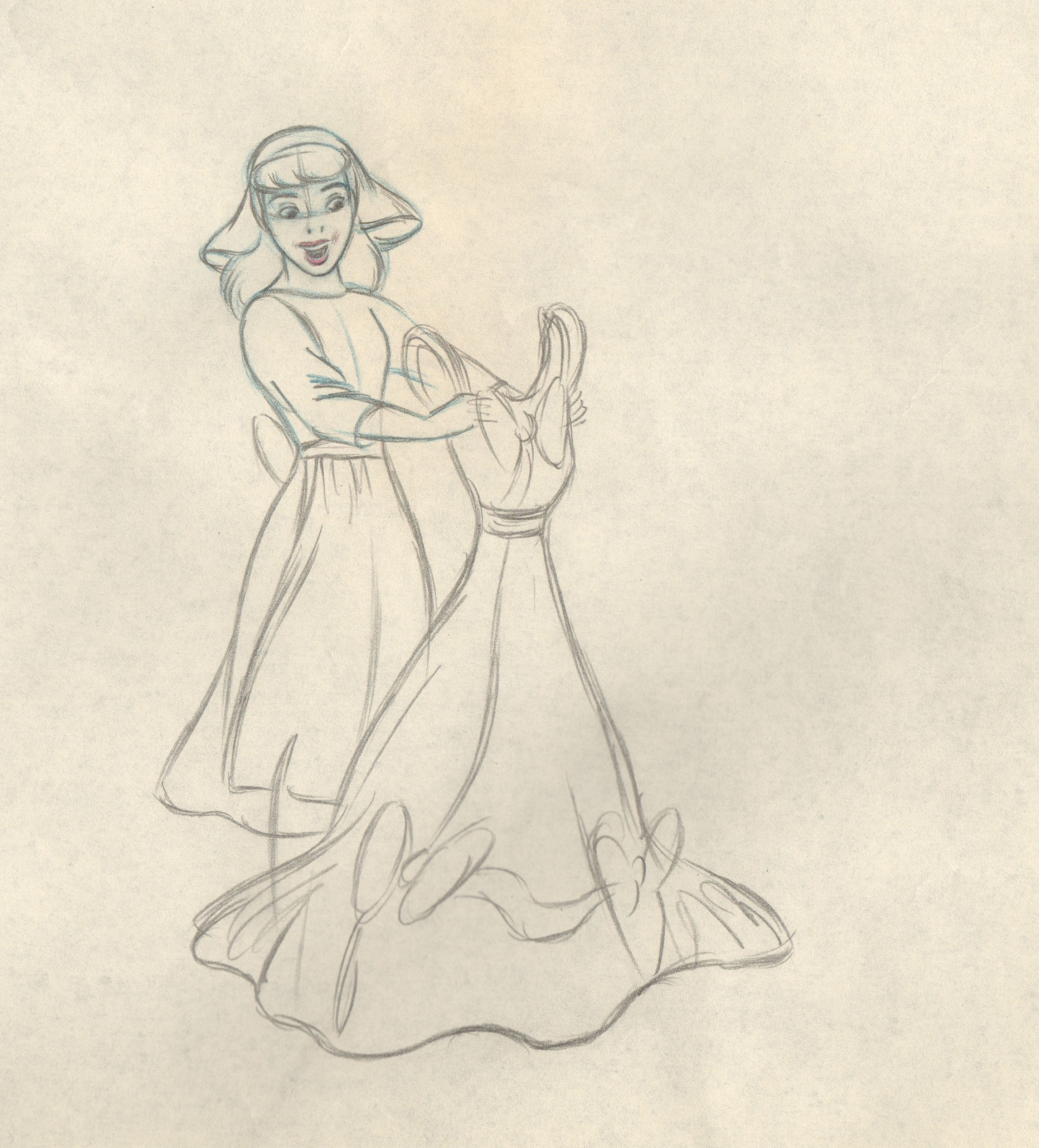 2310x2552 Cinderella Animation Sensations