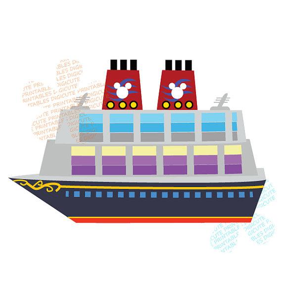 570x570 Items Similar To Disney Cruise Ship Digital Clip Art Personal