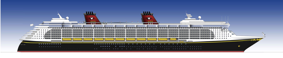 1200x247 Work Begins On New Disney Cruise Line Ship In Germany The Disney
