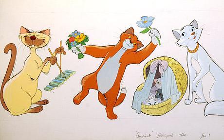 460x288 Walt Disney Originals Found In Blackpool Attic
