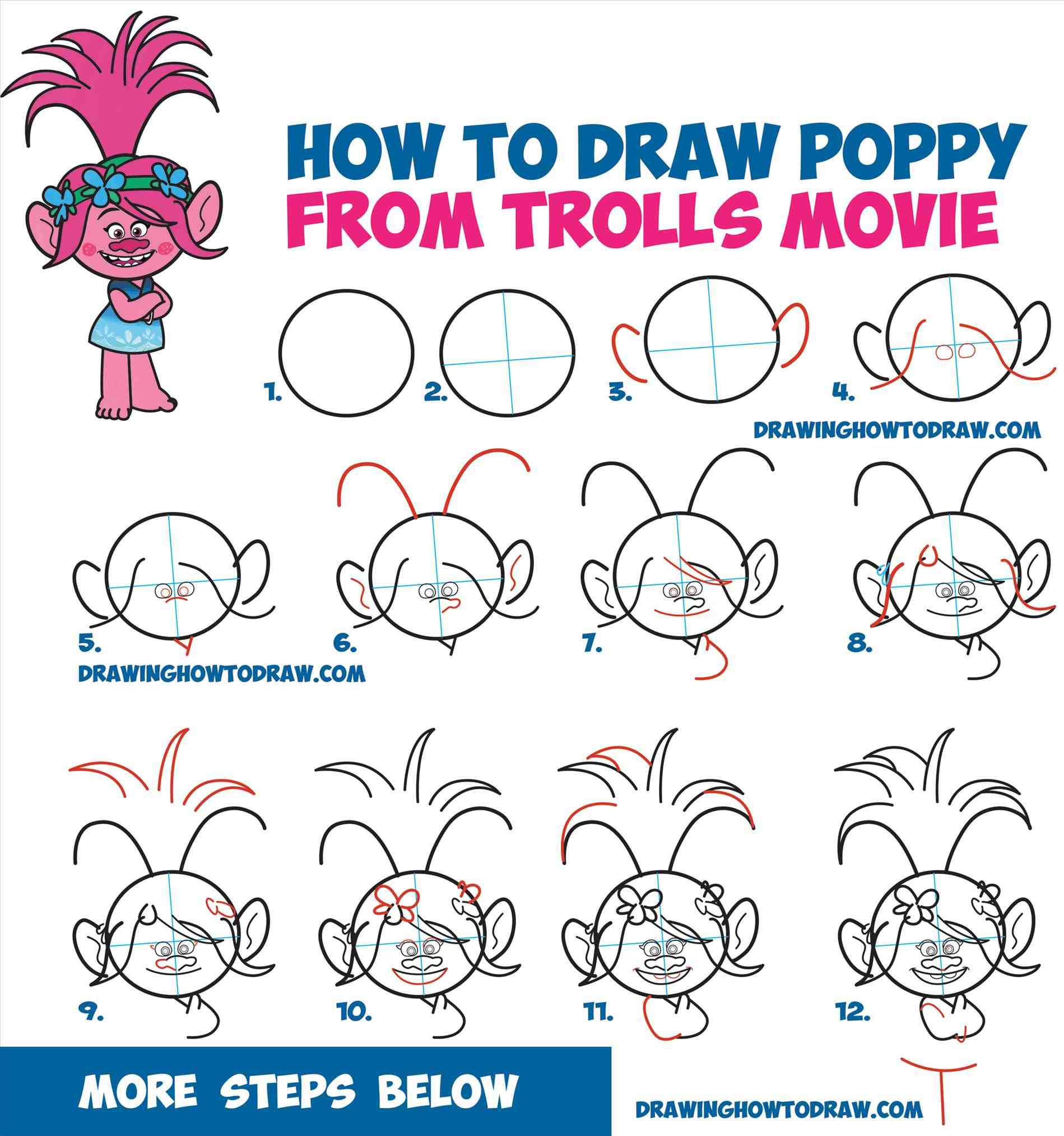 1899x2027 The Images Collection Of Drawing Tutorials Disney For Beginners