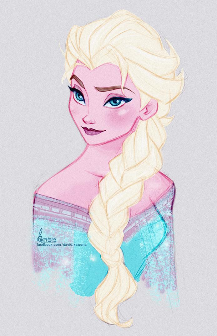 694x1072 Disney's Frozen