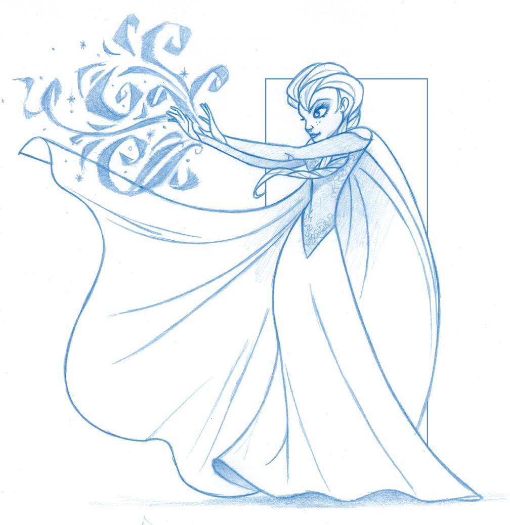 1008x1038 Disney's Frozen