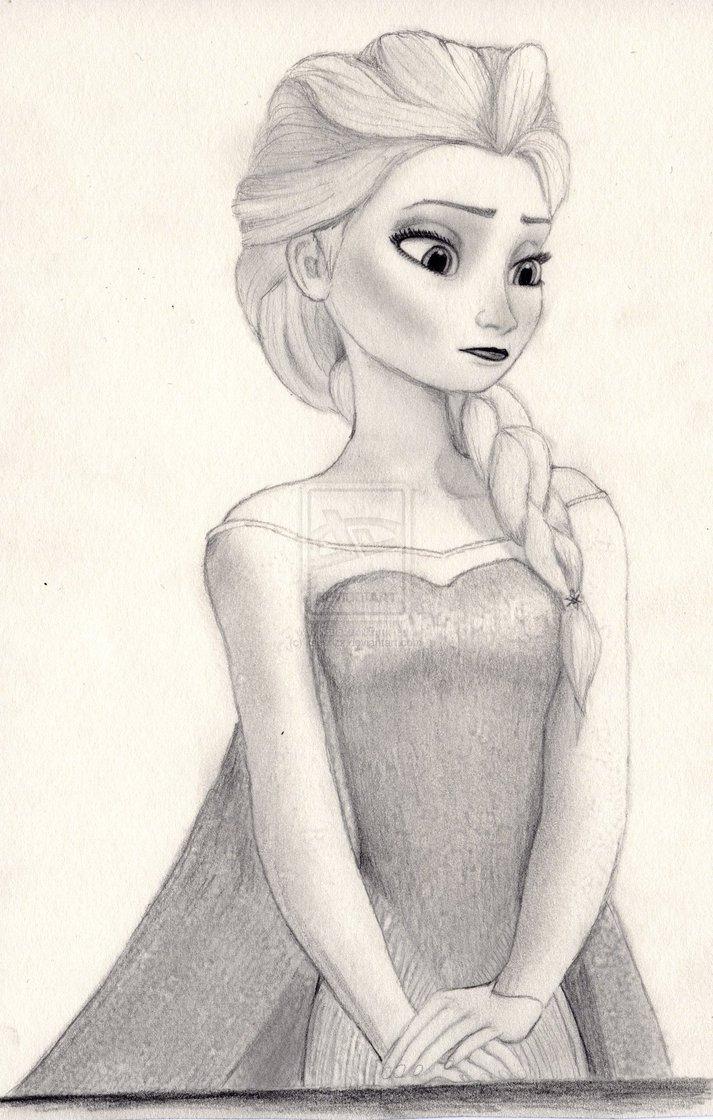 713x1120 Elsa From Disney's Frozen By Julesrizz On Frozen