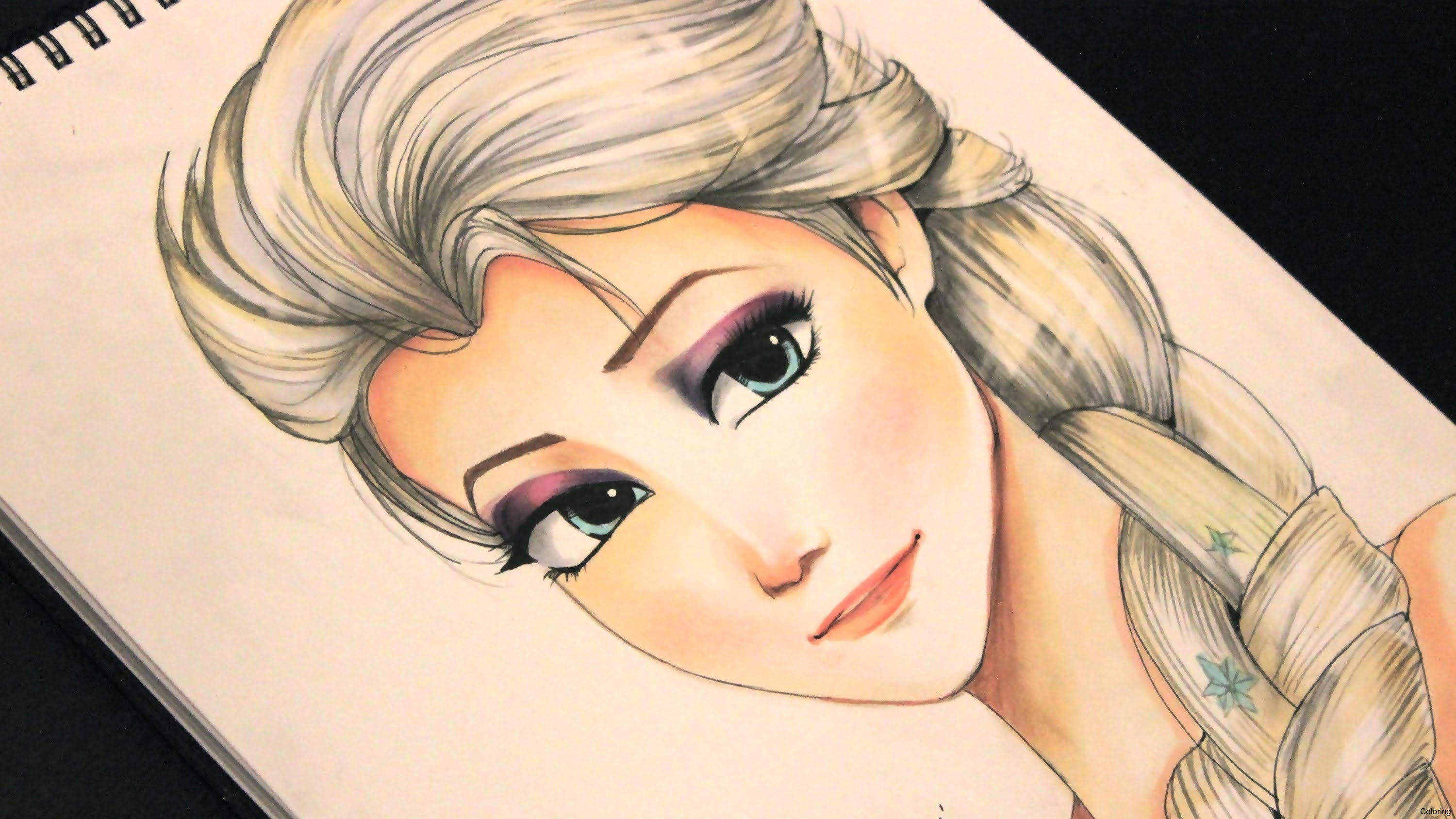 Walt Disney Coloring Pages Frozen : Disney frozen drawing at getdrawings free for personal use