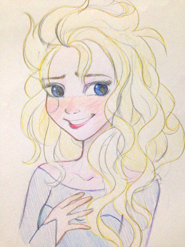 600x800 Pin By Frozenfan On Frozen Drawings Elsa, Queen Elsa