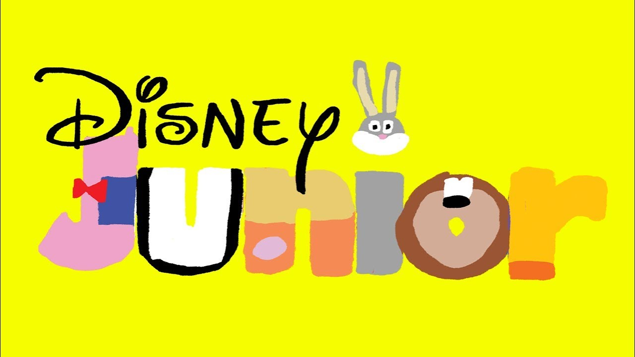 1280x720 Disney Junior Bumper Drawing (Bugs Bunny Version)