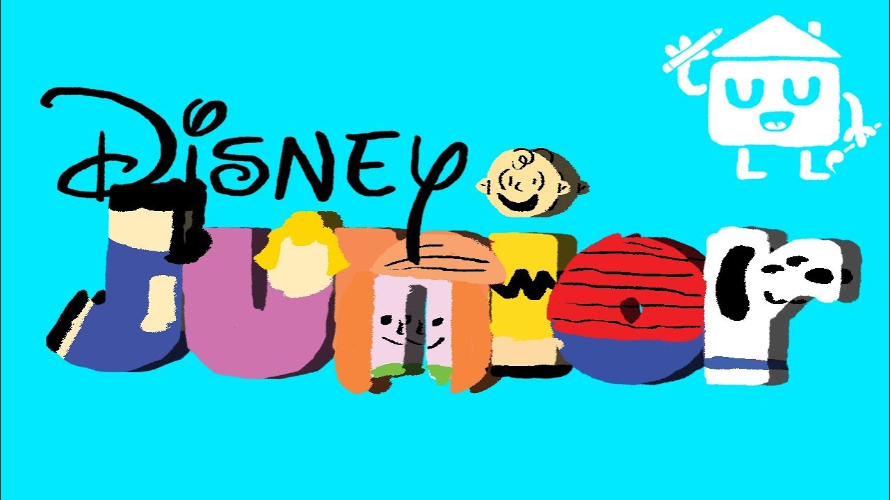 Disney Junior Drawing at GetDrawingscom Free for personal use