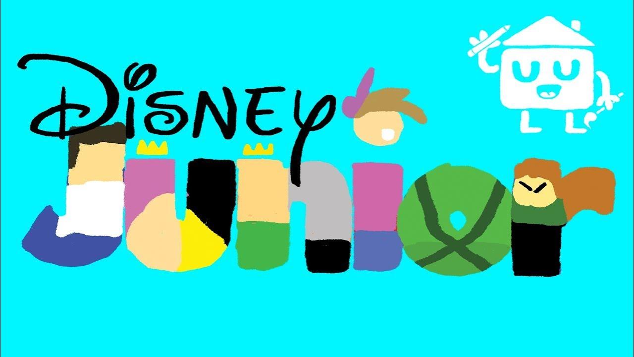 1280x720 Disney Junior Bumper Drawing (Fairly Odd Parents)