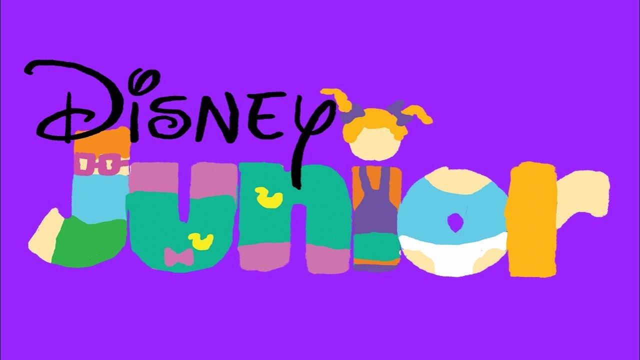 1280x720 Disney Junior Bumper Effects Drawing (Rugrat Version)