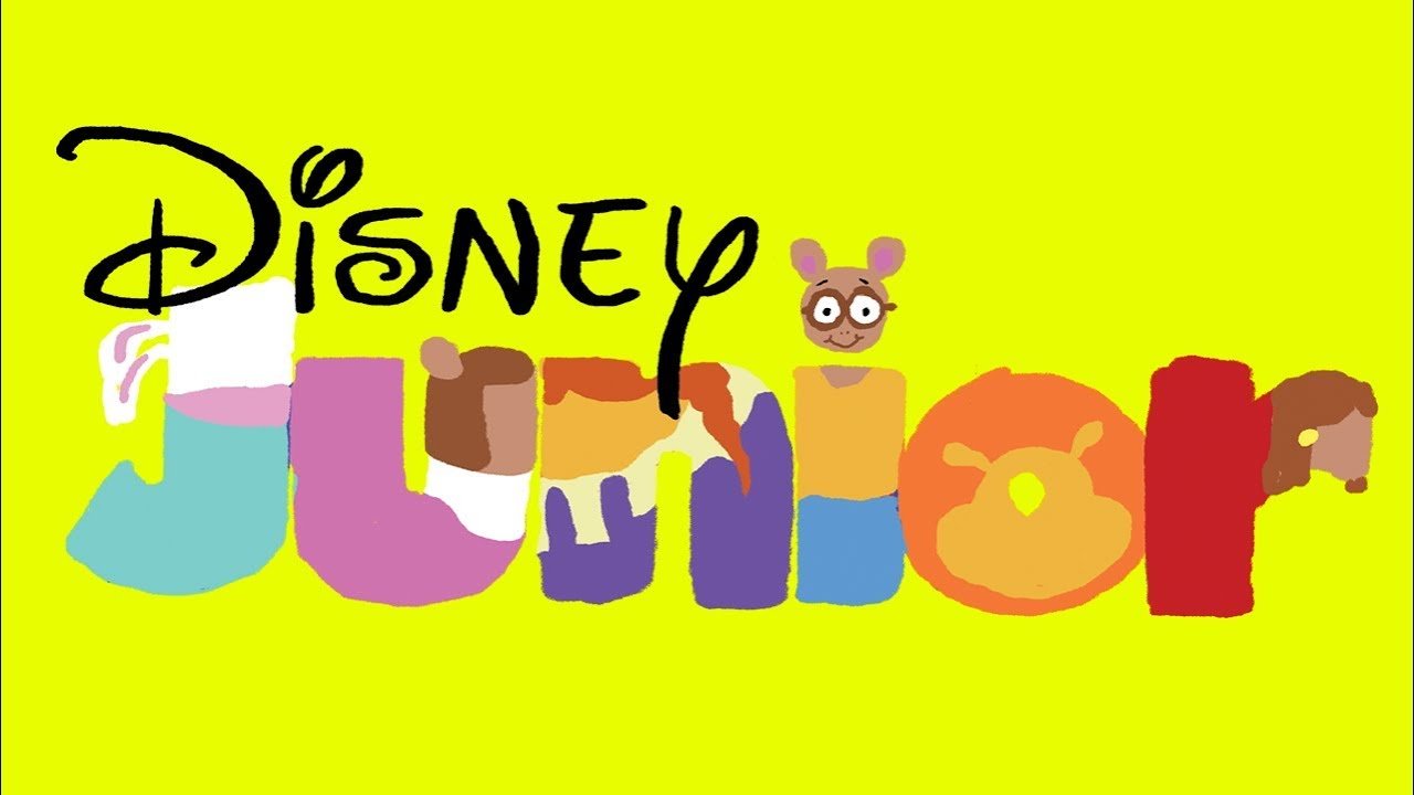 1280x720 Disney Junior Bumper Jungle Junction Effects Draw (Arthur Version
