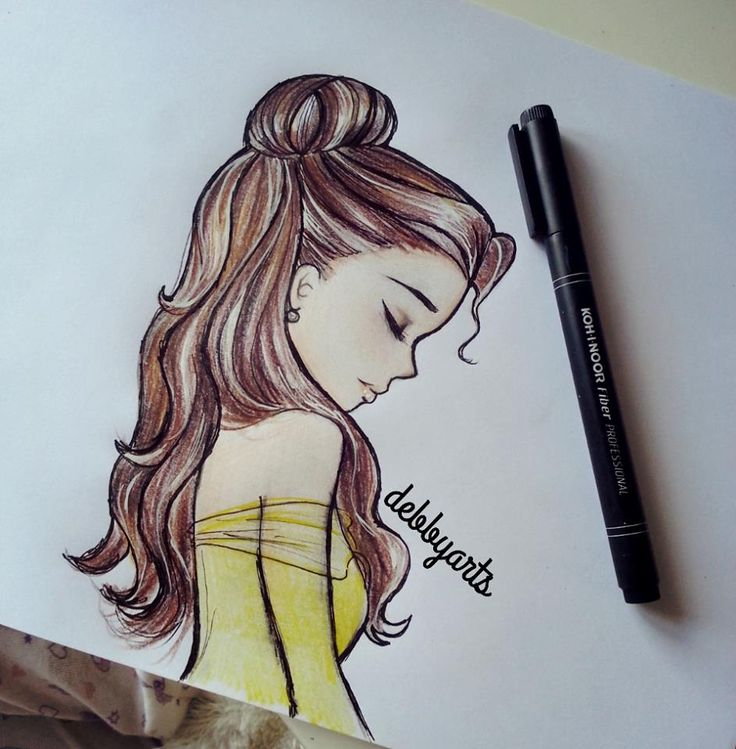 736x749 Photos Easy Drawings That Look Professional,