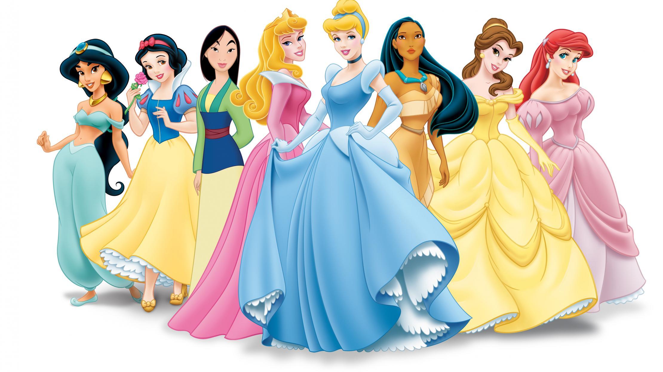2220x1248 The Faces Behind Disney's 11 Princesses Mental Floss