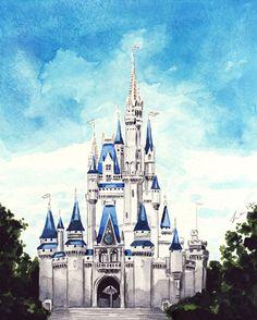 236x294 Walt Disney World Cinderella Castle Cinderella Castle, Walt