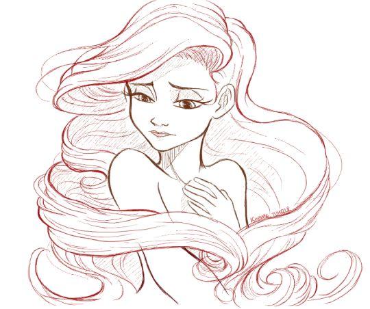 540x452 Ariel A Amis Linda E Fofah Do Mundo Talk Disney To Me