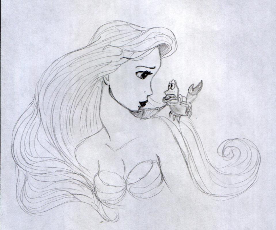 959x800 Disney Princess Drawings Template Business