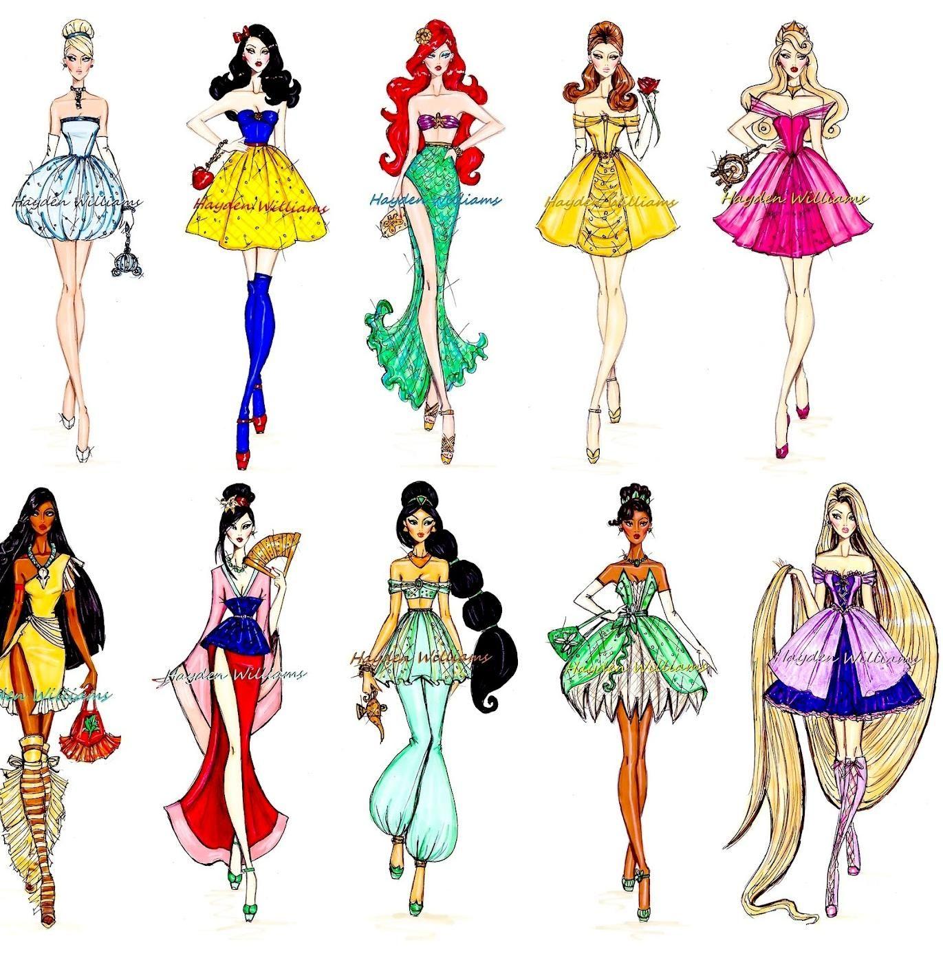 1371x1393 Photos Drawings Of Disney Princesses Tumblr,