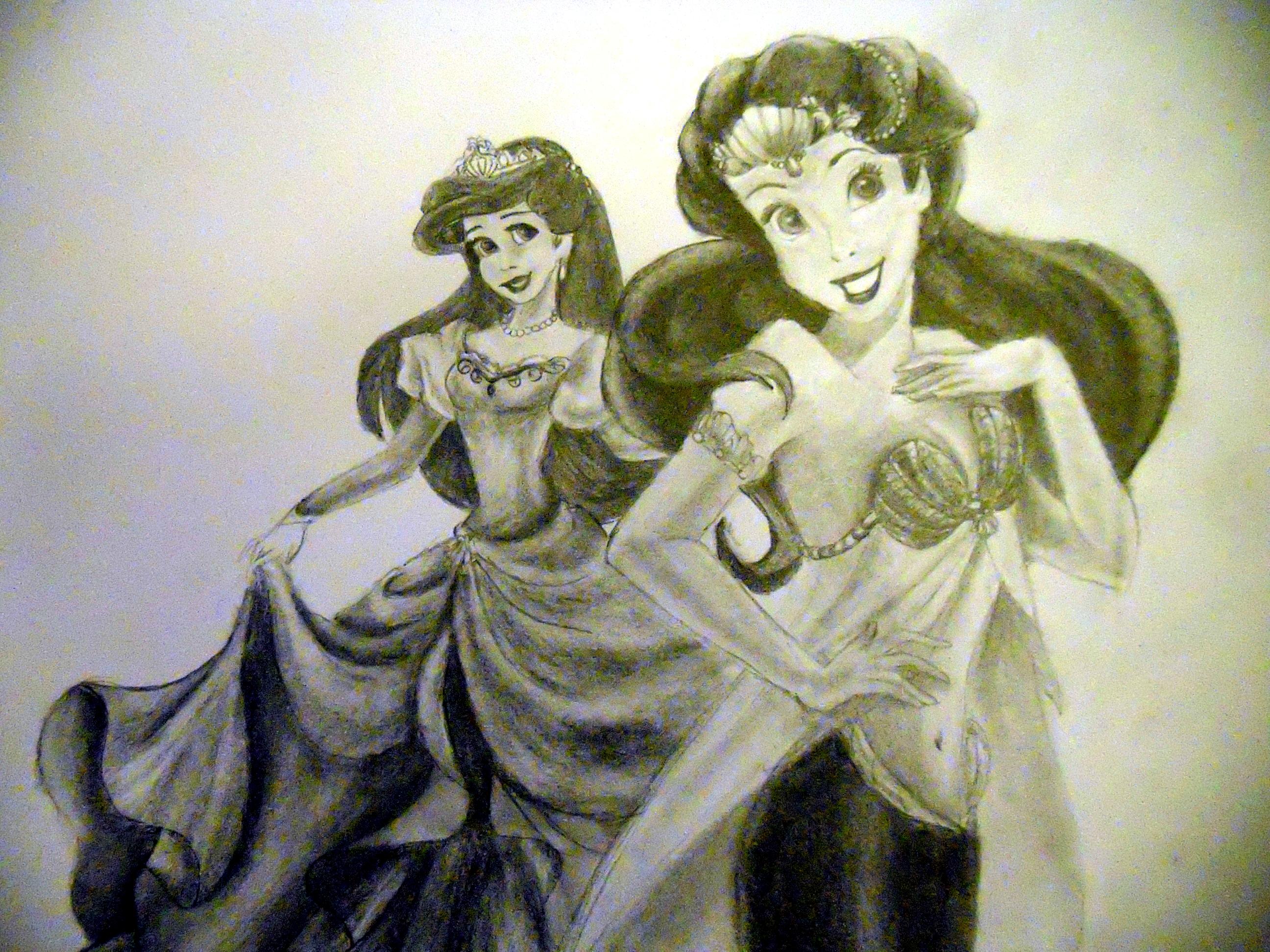 2592x1944 Disney Art