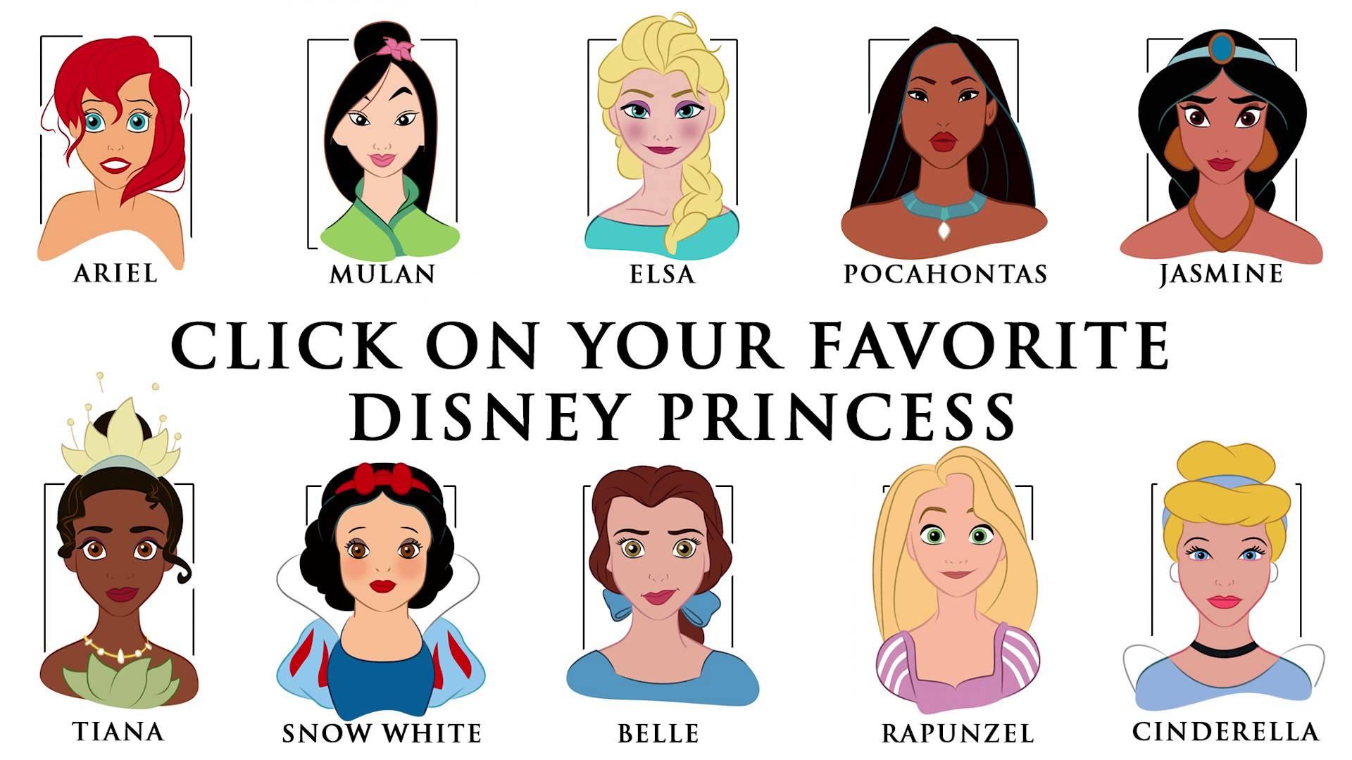 1920x1080 Disney Princess Drawing How To Draw Disney Princess Characters