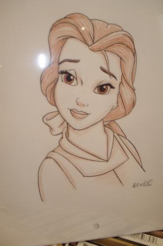 332x500 Disney Princess Drawings