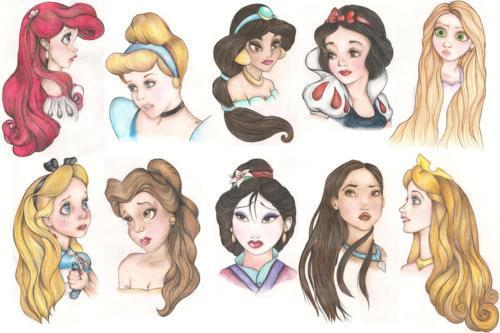 500x333 More Disney Princesses By Bookfin416