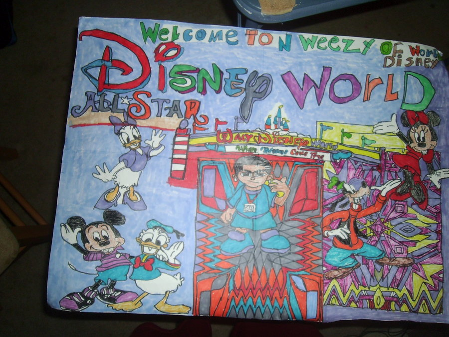 900x675 N Weezy Disney Design World Drawing By Nweezybluestars23