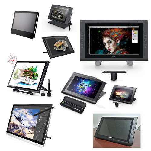 500x500 Which Pen Display Graphic Tablet To Buy In 2015 Parka Blogs